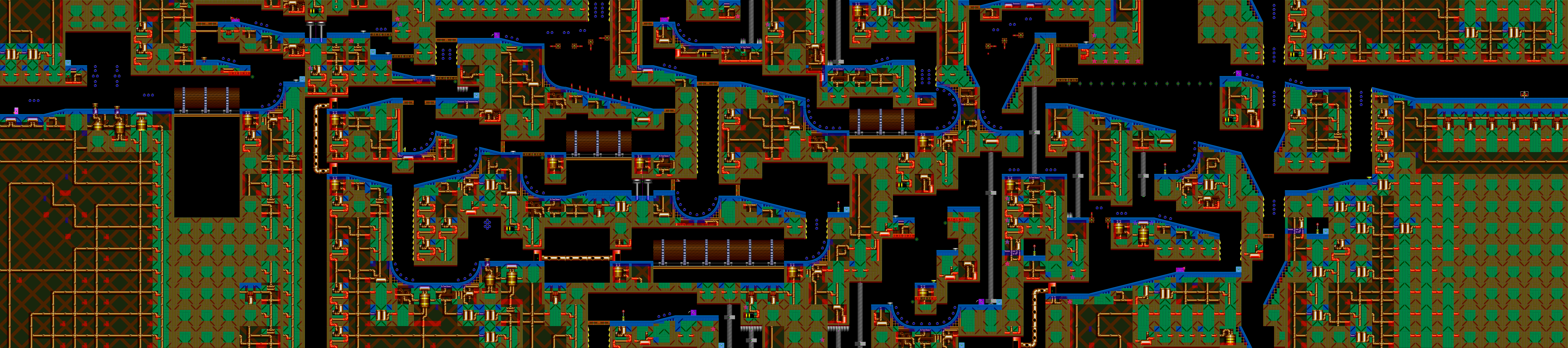 Sonic 2 Maps The Sonic Center