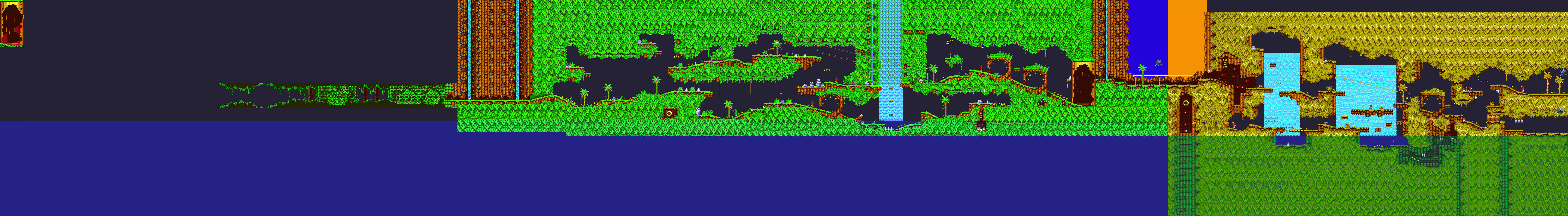 Sonic 3 Maps The Sonic Center