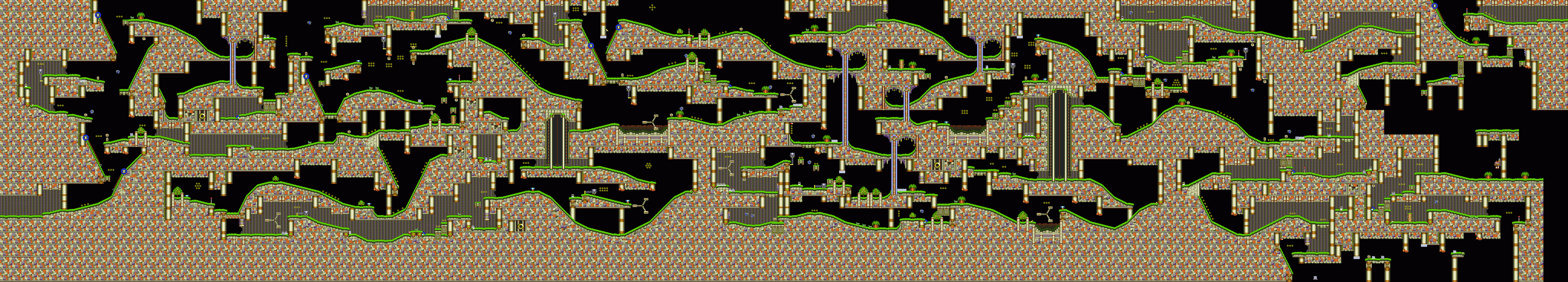 Sonic 3 Maps - The Sonic Center