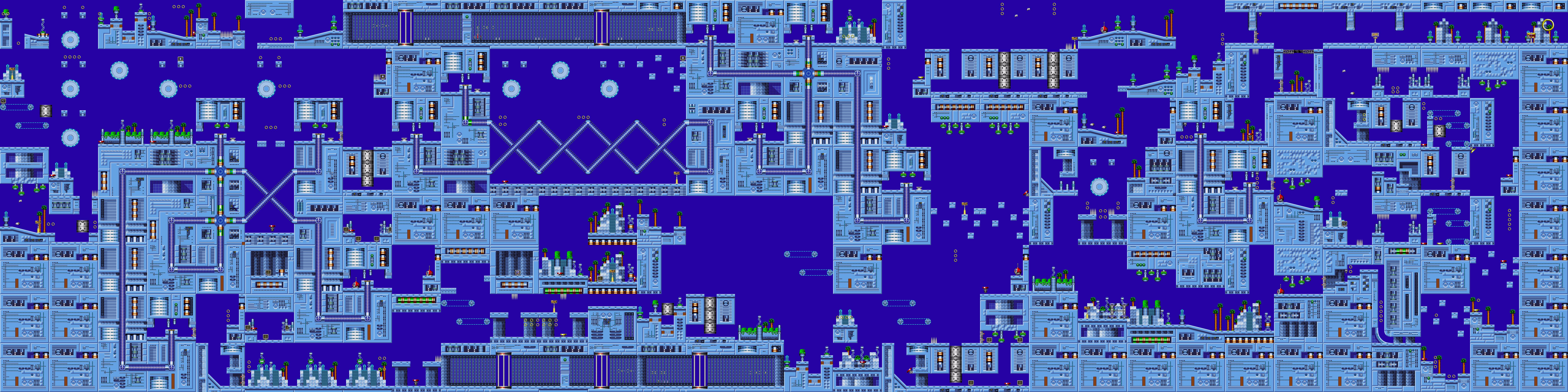 Sonic Cd Maps The Sonic Center