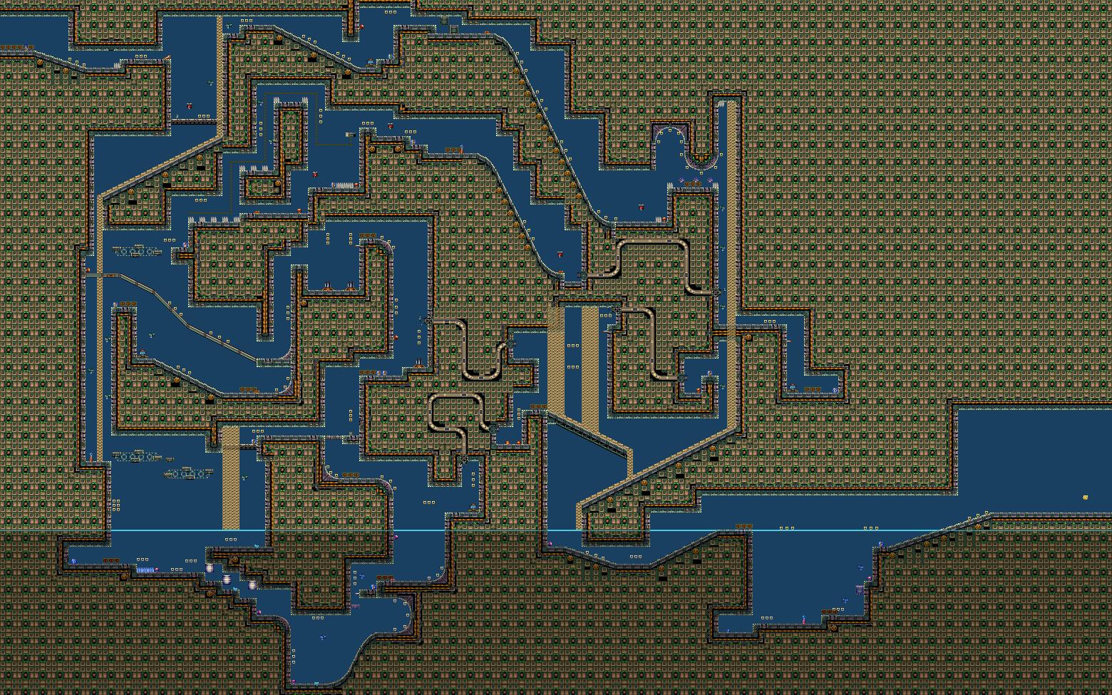 Sonic Advance 3 Maps - The Sonic Center